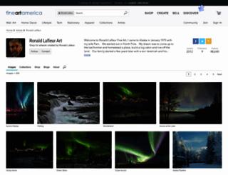 ronald-lafleur.pixels.com screenshot