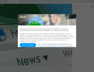 ronalddegraaf.nl screenshot