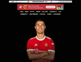 ronaldo7.net screenshot