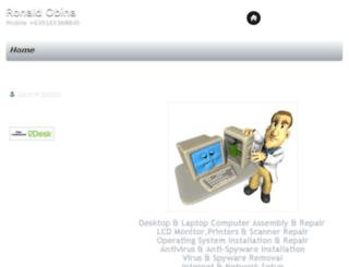 ronaldobina28.webs.com screenshot