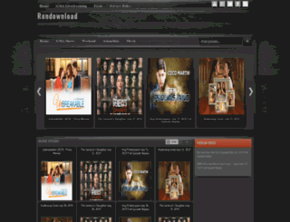 rondownloadteleserye.blogspot.it screenshot