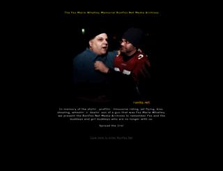 ronfez.net screenshot