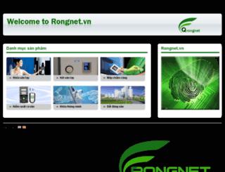 rongnet.vn screenshot