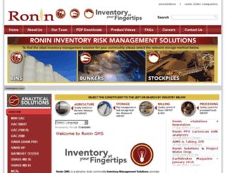 roningms.com screenshot