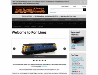 ronlines.com screenshot