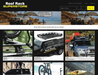 roofracksydney.com.au screenshot