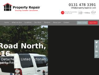 roofrepairuk.com screenshot