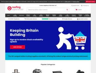 roofshopuk.co.uk screenshot