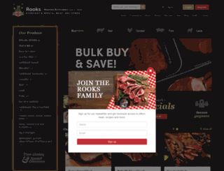 rooksonline.co.uk screenshot