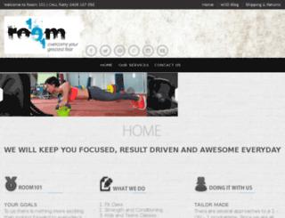 room101.com.au screenshot