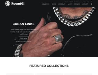 room101brand.com screenshot