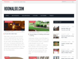 roomaloo.com screenshot