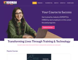 rooman.net screenshot