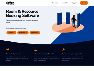 roombookingsystem.co.uk screenshot