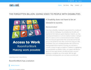 roomforwork.com screenshot