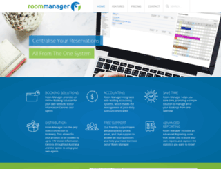 roommanager.com.au screenshot