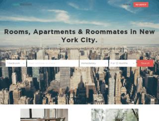 roommatchers.com screenshot