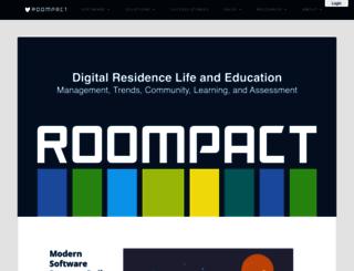 roompact.com screenshot