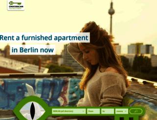 rooms-in-berlin.com screenshot