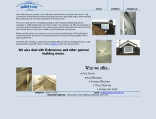 roomsaloft.com screenshot