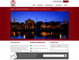 roomservice.nl screenshot