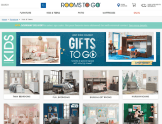 roomstogokids.com screenshot