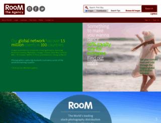 roomtheagency.com screenshot