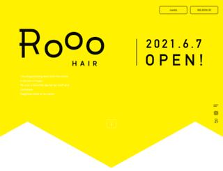 rooo.jp screenshot
