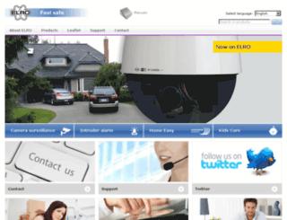roos-electronics.nl screenshot