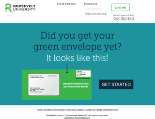 roosevelt.higheroneaccount.com screenshot