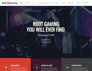 root-gaming.com screenshot