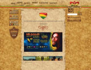 rootsrocket.org screenshot