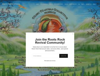 rootsrockrevival.com screenshot