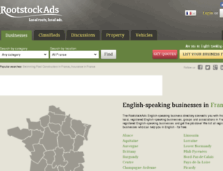 rootstockads.com screenshot