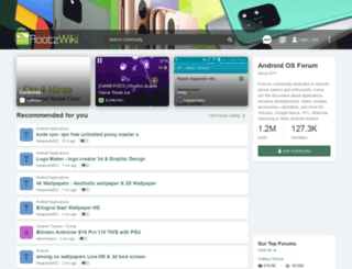 rootzwiki.com screenshot