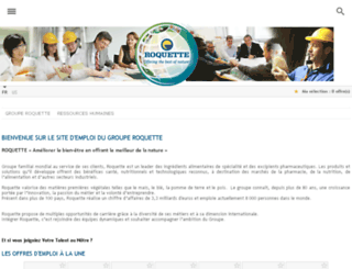 roquette.profils.org screenshot