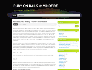 roratmindfiresolutions.wordpress.com screenshot