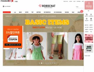 rorochat.com screenshot
