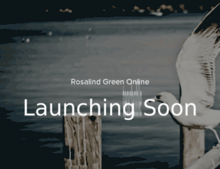 rosalind-green-online.teachable.com screenshot