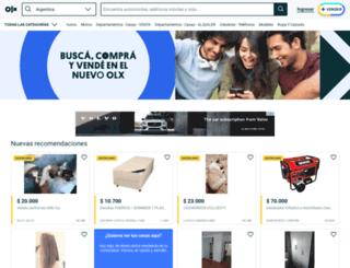 rosario.olx.com.ar screenshot