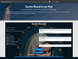 rosarioonline.altervista.org screenshot