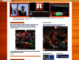 rosaritoenlanoticia.blogspot.mx screenshot