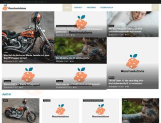 roschsolutions.de screenshot