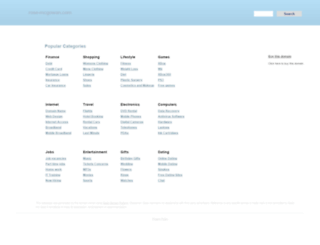 rose-mcgowan.com screenshot