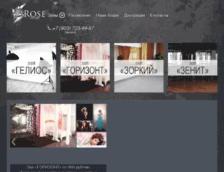 rose-studio.tv screenshot