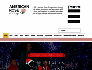 rose.org screenshot