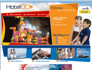 rosebudtours.com screenshot