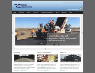 roseke.com screenshot
