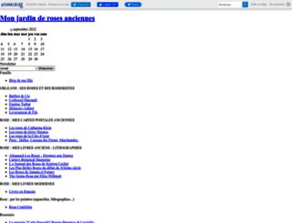 rosemai.canalblog.com screenshot