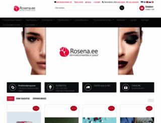 rosena.ee screenshot
